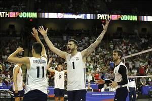 FIVB Volleyball Nations League matches to follow today ...