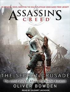 Listen to Assassin's Creed: The Secret Crusade by Oliver ...