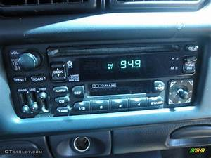 2000 Dodge Ram 1500 Slt Extended Cab 4x4 Audio System Photo  67172441
