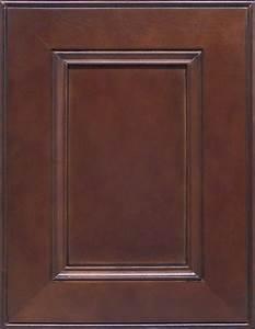 York White and chocolate shaker Kitchen Cabinets-We ship