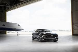 Cadillac Escala Concept Debuts 4 2-liter Twin-turbo V8
