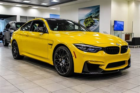 2018 New Bmw M4 18 Bmw M4 Cpe 2dr Cpe At Motorwerks Bmw