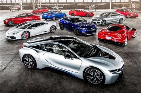 2015 Automobile Magazine All-stars