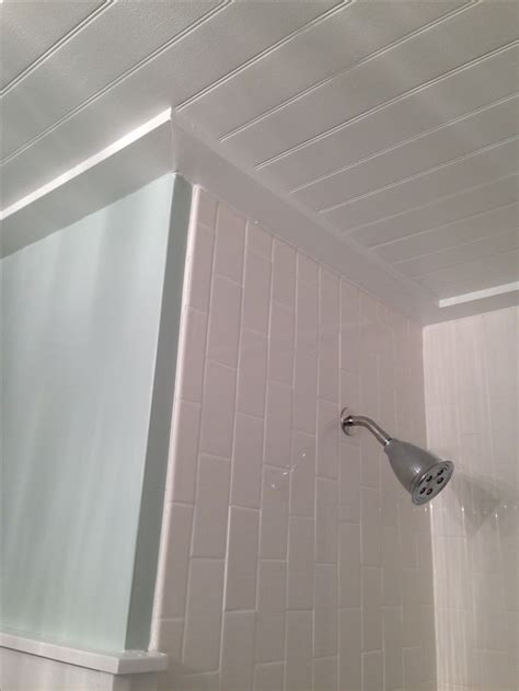 Beadboard Paneling Bathroom by The 25 Best Pvc Beadboard Ideas On Pvc
