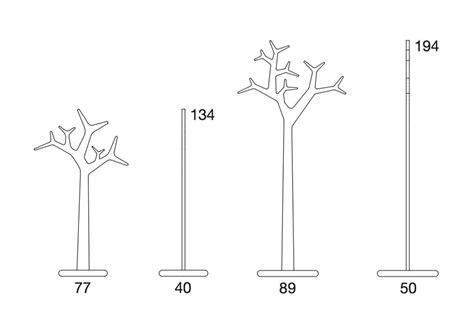 tree coat stand designed   young  olina twentytwentyone