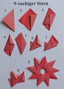 Papiersterne Basteln Anleitung : bildergebnis f r origami papier sterne origami stern ~ Watch28wear.com Haus und Dekorationen