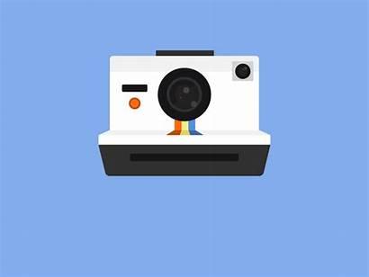 Camera Polaroid Take Animation Cameras Perfect Anime