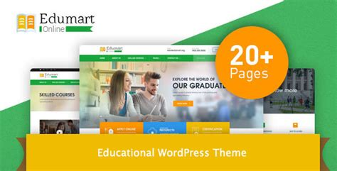 edumart education wordpress theme  nulled rip