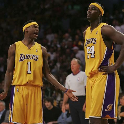 The Most Embarrassing Players in LA Lakers' Past 20 Years ...