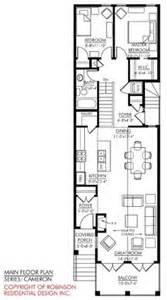 Fresh Narrow Width House Plans by Lot Narrow Plan House Designs Craftsman Narrow Lot House