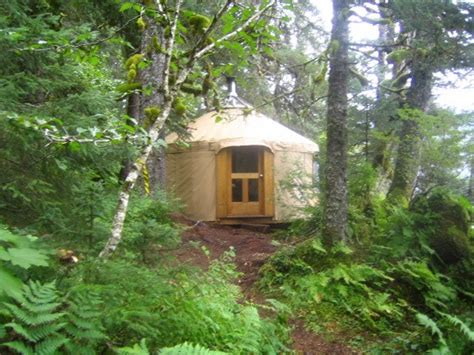 Alaskan Nomad Shelter Yurts From 12 Ft. To 50 Ft