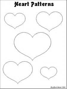 Printable Heart Patterns