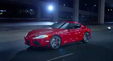 Images Of 2020 Toyota Supra by 2020 Toyota Supra Completely Revealed In Leak