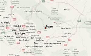Irazu Mountain Information