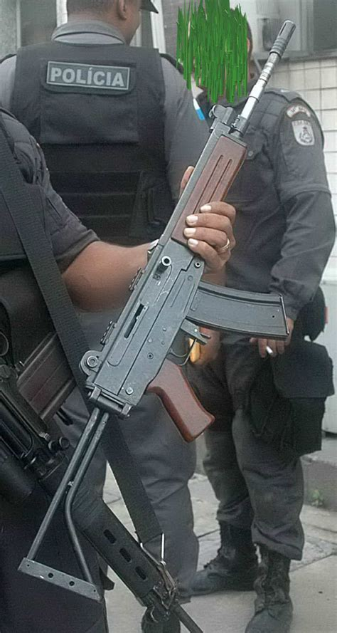 madsens  mystery rifles   rio police forgotten weapons
