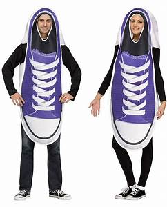 Sneakers Partners Costume For Carnival