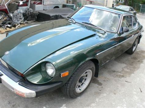 76 Datsun 280z For Sale by Find Used 76 Datsun 280z 2 2 One Owner Only 106k