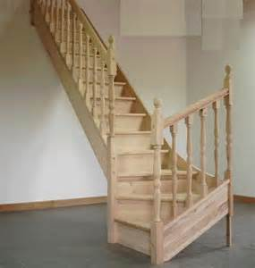 Escalier En Hetre Ou Chene by Escalier En Stock Sarl Michel Beze Et Fils Menuiserie
