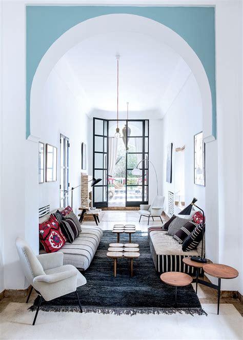 Une Maison Marocaine, Typique Et Moderne  Marie Claire