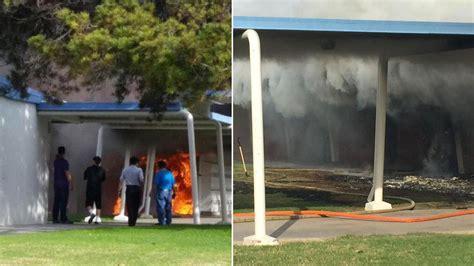garden grove high school erupts at bolsa grande high school in garden grove