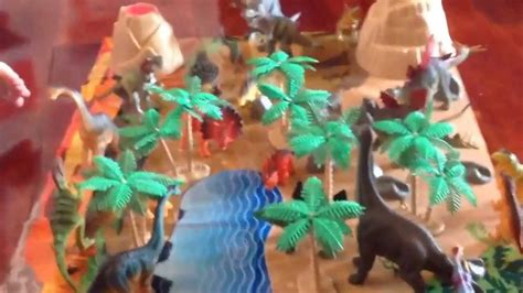 animal planet big tub  dinosaurs review part  youtube
