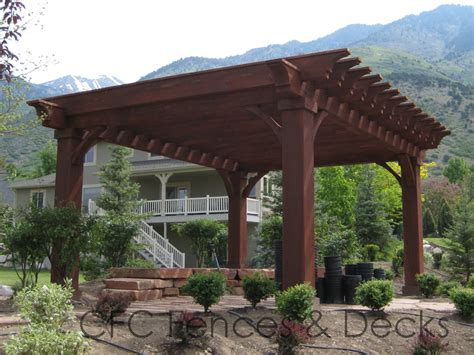 pergola picture gallery wood pergolas gallery quotes