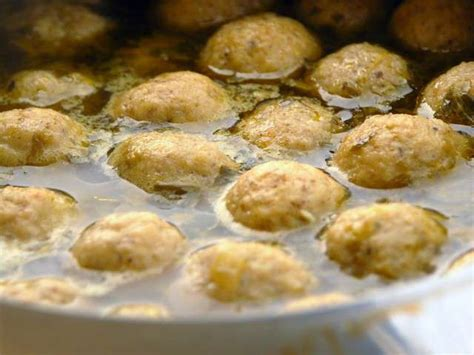cuisine juif recettes de boulettes
