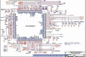 Sony Ericson J100 Schematic