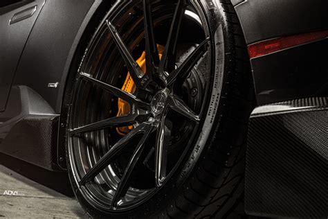 grigio lynx lamborghini huracan advr mv cs series wheels