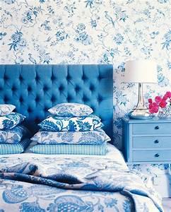 Какого цвета лучше выбрать обои для спальни » Картинки и ...