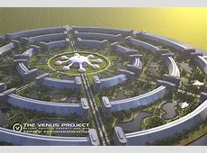 Circular Cities The Venus Project