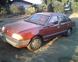 1986 Ford Tempo - Overview