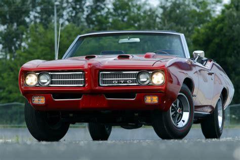1969 Classic Pontiac Gto Convertible