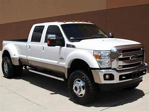 Sell Used 2011 Ford F450 Lariat Crewcab Dually 6 7l Diesel