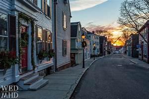 State Street Sunrise - Marblehead, MA
