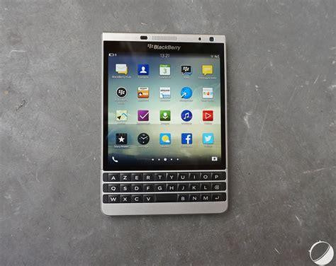 glass l prise en du blackberry passport silver edition le