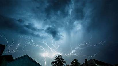 Severe Storms South Possible Tonight Thunderstorms Ii