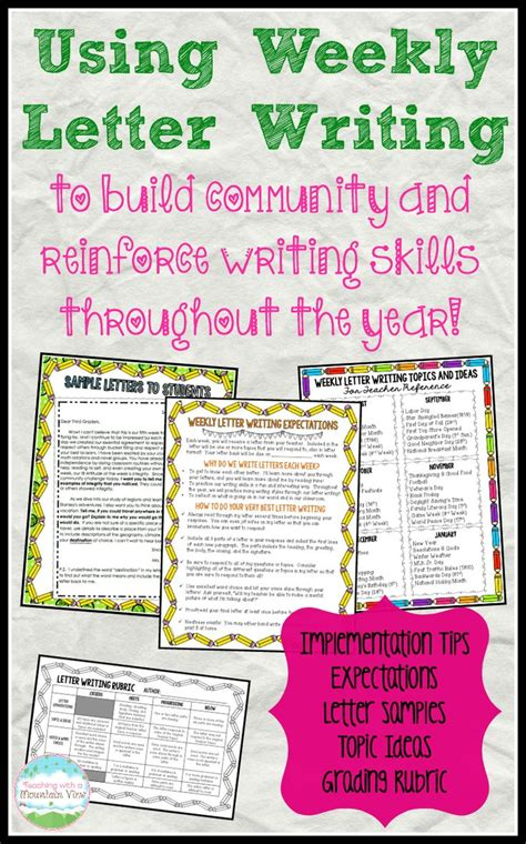 Best 25+ Letter Writing Ideas On Pinterest  Creative Mail Ideas, Letters Kindergarten And