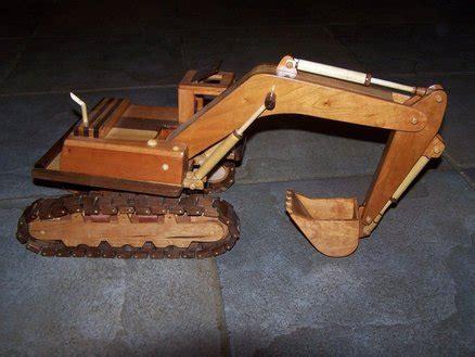 construction seriesexcavator  hunter  lumberjocks