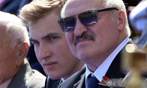 FOTO Baltkrievijas princis? Lukašenko dēls pēc Maskavas ...