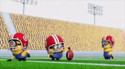 Class Pe Football Minions Education Physical Welcome