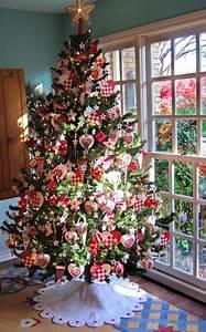 Decorations De Noel 2017 : d coration de no l pour un int rieur en rouge design feria ~ Melissatoandfro.com Idées de Décoration