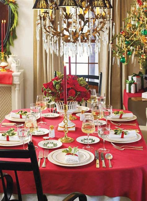 How To Decorate The Interior Of A House For Christmas5