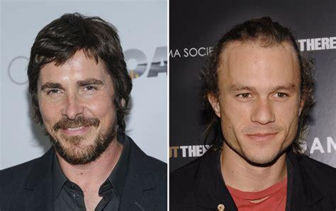 Heath Ledger Begged Christian Bale Actually Hit Him