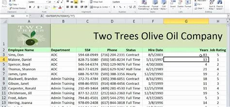 calculate difference microsoft excel