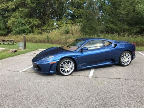 F430 For Sale Ebay by Blue F430 For Sale Used Cars On Buysellsearch