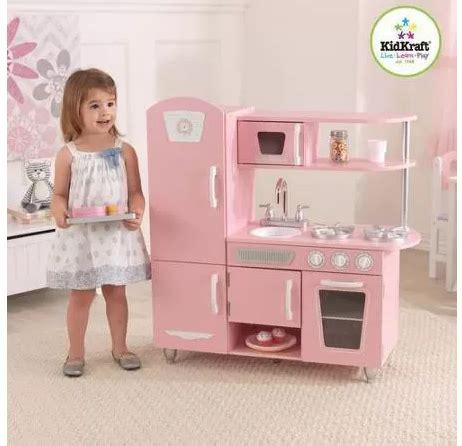 cuisine vintage kidkraft kidkraft vintage pink kitchen just free