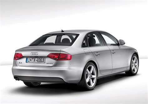 Audi A4 Picture by Audi A4 2009 A4 2009 Audi A4 Silver Back Picture