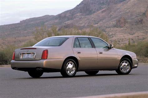 200005 Cadillac Deville  Consumer Guide Auto