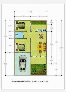 82 Contoh Gambar Rumah Minimalis Sederhana Kamar 2 Cantik